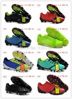 2014 Nitrocharge 1.0 TRX FG TF 2.0 TRX TF 3.0 TRX AG Soccer Shoes Men Outdoor Football Shoes Soccer Cleats Football Boots 39-45