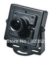 Taxi/Car  CCTV Camera 1/3 Sony CCD 480TVL Mini Metal Box Camera
