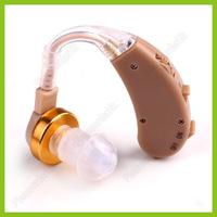 High Quality Behind Ear Audiphone N-H Deaf Hearing Aid Receiver Sound Amplifier V-168