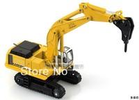 Free shipping CAT engineering Construction caterpillar/broken car/drill machine/broken road vehicle all-alloy fine alloy models