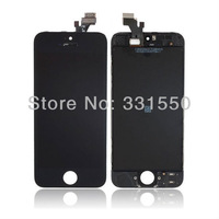 [Free Shipping] Brand New LCD Display Screen with Touch Digitizer Assembly Replacement Parts For iPhone 5 5G Black /White