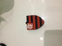Hot!!! Cartoon Flamengo Clube logo  USB  Flash pen DriveEnough Memory Stick  1GB-32GB DROP+ Free shipping