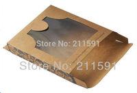 kraft paper box, brown kraft boxes, kraft box with window, custom packaging box
