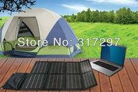 Free Shipping Solar Battery 80W 12V Folding Mono 80 Watt Solar Panels Solar Energy Charger for Laptop/Computer/12V Battery
