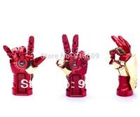 G-35 Metal Avengers Iron Man hand gloves Artillery 4GB 8GB 16GB 32GB 64GB USB 2.0 Flash Drive Memory stick