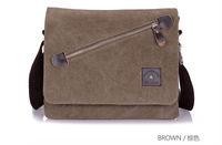 Free shipping Men's Retro Canvas Casual Vintage Multifunctional Shoulder Messenger  Bag  Bolsa bolso saco sacs  borsa