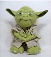 Star Wars Yoda plush doll free shipping