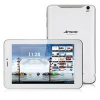 7inch Tablet PC Quad Core Phone Phablet 3G Tablet Ampe A79 IPS Screen 1280*800 Qualcomm MSM8625Q GPS Android 4.1
