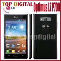 Unlocked Original LG Optimus L7 P700 Android 4.0 WIFI GPS 1GHz 4G Rom Smart Phone One year warranty
