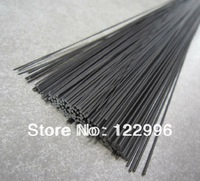 High strength and high flexible 1.0mm(dia)*1000mm carbon fiber pultrusion rod