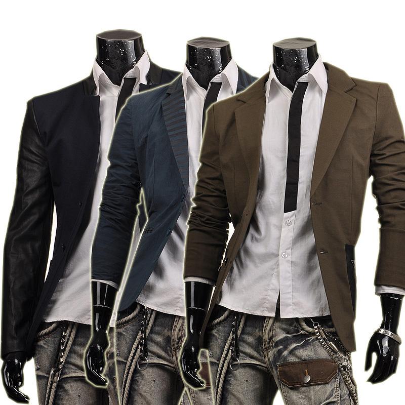 Blazer Coat Difference Work Blazer Coats Slim Fit