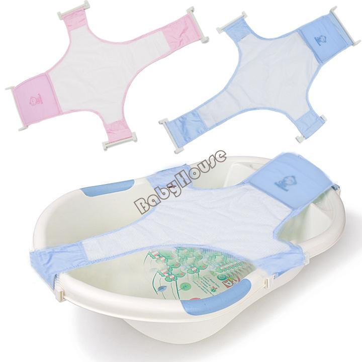 Baño De Tina Recien Nacido:Bathing Newborn Baby Adjustable Bathtub Bath Seat