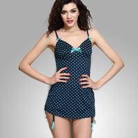 New 2014 brand new Super soft fabric women's pajama sets sleepwear spaghetti strap slim vest set summer lounge plus size
