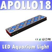 Apollo 18 216*3W LED aquarium light White: Blue=1:1 full spectrum reef coral led light, White 12000k &Blue 460nm (Customizable)