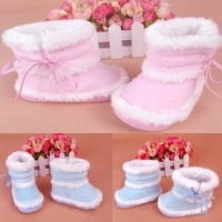 Free shipping 2013 fashion personality winter boys and girls Christmas socks baby comfortable toddler boots warm Christmas gift