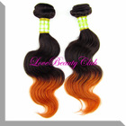 New brazilian ombre hair extension,queen 1B-35