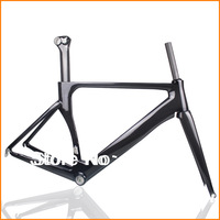 China high quality carbon fiber road bike frame carbon frame miracle 56cm