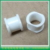 Zirconia bilateral ceramic eyelets for stranding machine and winding machine
