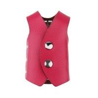 Key wallet personality male vest women's general cowhide genuine leather women's quality bag