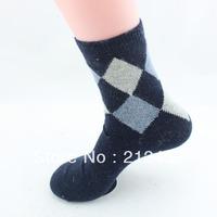 5prs/lot men winter socks,men warm wool socks, socks winter, free shipping