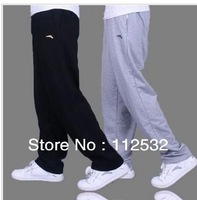 Free shipping! New Autumn and winter men's fashion sports pants, male casual pants