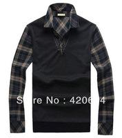 Free Shipping, New Mens T shirts Fashion 2013, Plus Size Modern Fashion Formal Male T-shirts, Pyrex Vision Men Tshirt B3602