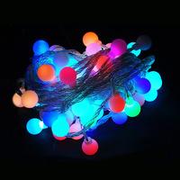 Free Shipping Holiday Sale Outdoor 4m 28 LED  ball light  wedding light led bulb  chrismas light