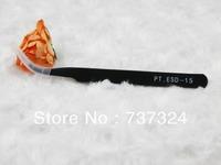Curved Anti-Magnetic Fine Tweezer for Eyelash Extensiozers Stainless Steel Nail Rhinestone Nippers Wholesales SKU:F0079