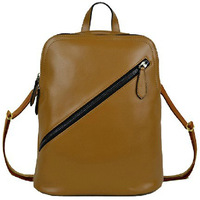 2013 Autumn Women Girl Genuine Leather Shoulder Bags Casual Bag Handbag Preppy Style Solid Cowhide Backpack Gift FREE SHIPPING