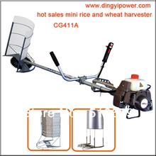 40.2cc 2 stroke gasolina mini paddy harvester(China (Mainland))