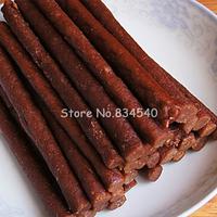 The dog pet snacks pure incense dog loves beef dry bar 500g Food,Dog Treats,Jerky strip