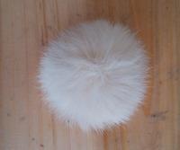 100pcs per lot Fashion Multi-color Rabbit  Fur brooches, shoe clip, shoe accessories for shoes or hair decoration