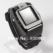 """Black New N388 Unlocked 1.4"""" Touch Screen Watch Mobile Phone Adjustable Band Cell phone(China (Mainland))"""