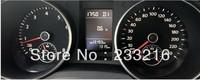 Volkswagen golf 6 GTIR20 dashboard modified car sticker film protective film stickers decoration