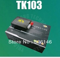 TK103 Vehicle/Car GPS tracker Car Monitoring Alarm GPS iTour 103 Quadband cut off fuel web-based GPS tracking system