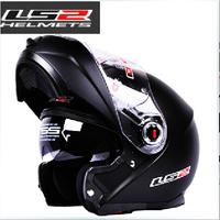new genuine LS2 FF386 helmet motorcycle helmet motorbike hemet retro fashion flip up full face/half face helmet  DOT