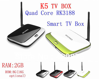 MK888 K-R42 CS918  Android 4.2 TV Box RK3188 Quad Core Mini PC  4.0 Bluetooth  XBMC Smart TV Media Player with Remote Controller