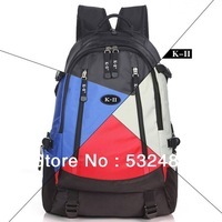Fashion 2013 New arrival Waterproof nylon unisex backpacks Sports bags Hot sales and free shipping dora the explorer