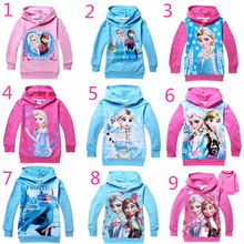 2013 baby clothing children Boy Girls sweater Hoodies Mickey Minnie Sweatshirts Mouse Cartoon Top Kids,Free shipping(China (Mainland))