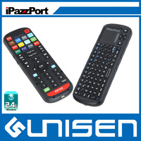 Free Shpping iPazzPort Android/Smart TV Remote With Wireless Computer Keyboard And Mouse