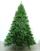 240cm Luxury Encryption ChristmasTree 2.4 Meters Green Plastic Christmas Decoration