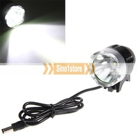 Free shipping.Cree XM-l T6 LED 1200 Lumens Bicycle Light and Headlight---IM9371R33
