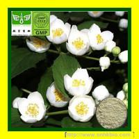 Natural cape jasmine fruit extract/Fructus Gardenia extract Gardenoside   30%