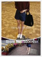 FREE shipping women fashion black canvas brand casual handbag luxury shoulder bag designer clutch bag purse beach shopping bag