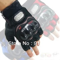 Free shipping 2013 winter keep warm racing motorcycle protective motocross M L XL  pro bikes  black blue red gloves