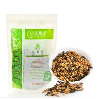 Free Shipping 100g/bag Herbal Brown Rice Grain Tea Anthentic Shelled Rice Tea Chinese Hrebal Tea
