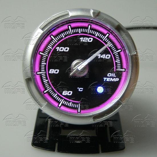 КПФР оригинальный логотип розовое лицо белой подсветкой c2 заранее 60 мм нефти темп колеи с датчиком