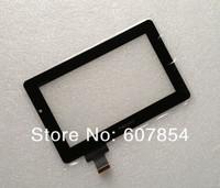 W167 7 inch tablet touch sensor Ultra II Tab 7.0 PIRANHA  C116184B1-DRFPC068T-V2.0 185x117mmdigitizer touch panel free shipping