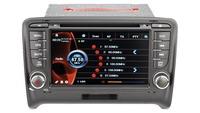 Car DVD Player/Car DVD GPS/Car DVD Navi for Audi TT with Navigation Digital TV GPS Bluetooth TV Steer wheel control FM SD USB