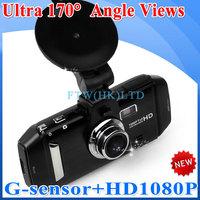 High Recommend D60 Original Novatek 96650 1080P Full HD Car DVR Camera Video Recorder 170 Degree Lens+H.264+WDR+Night Vision OT6